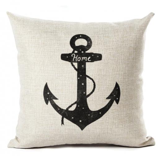 cushion cover anchor