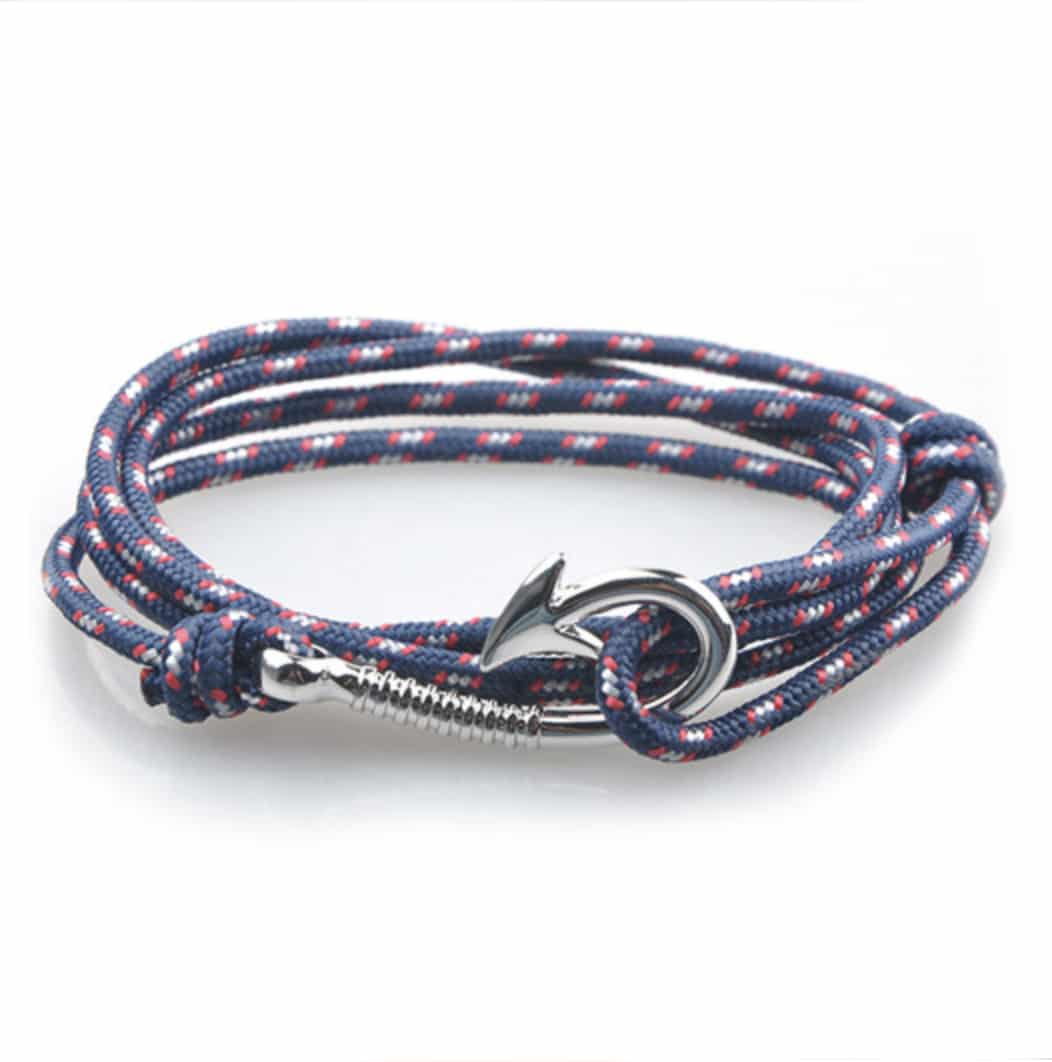 Fish Hook Bracelet Pport Ocean