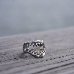 eco friendly shark ring gift