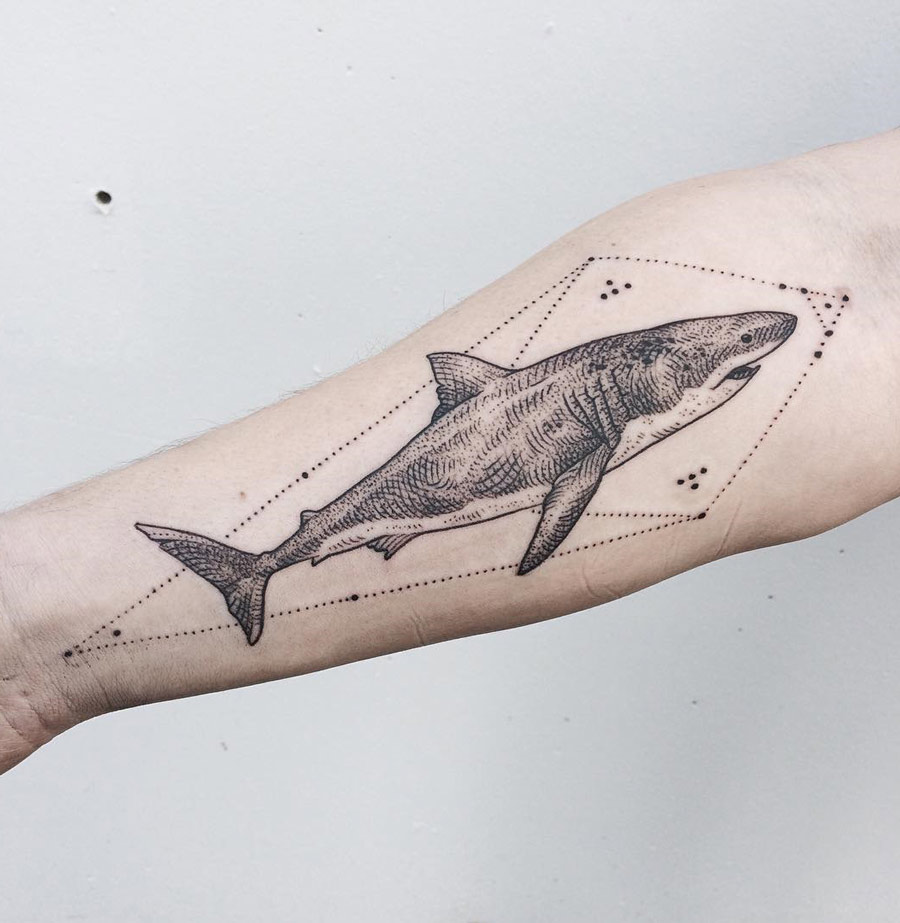 20 Amazing Tattoos For Ocean Lovers Passport Ocean
