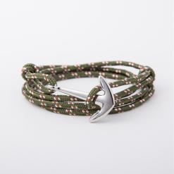 paracord anchor bracelet