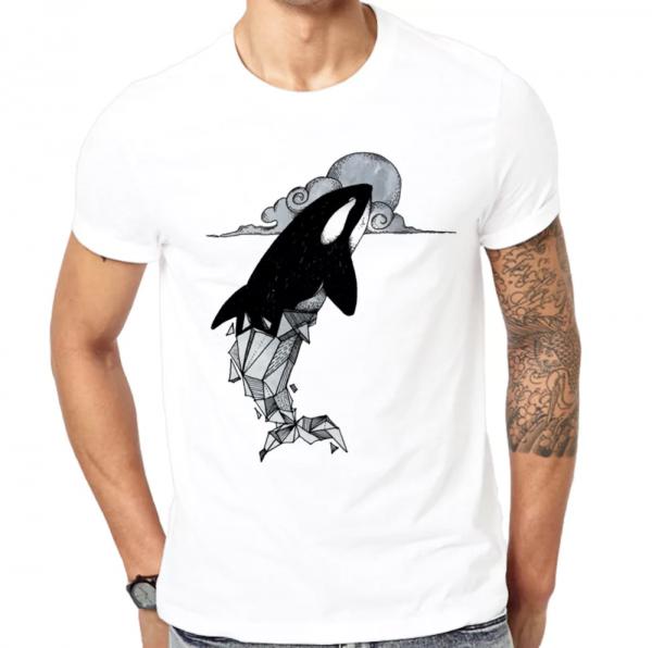 orca tshirt for men
