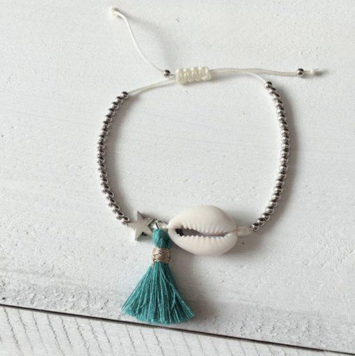 bracelet ocean lover shell