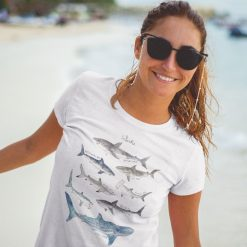 Tshirt Sharks women