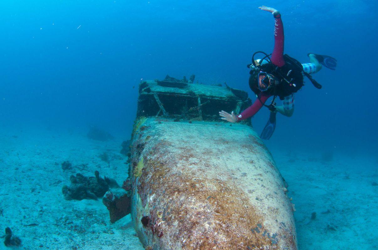 top diving destinations wreck