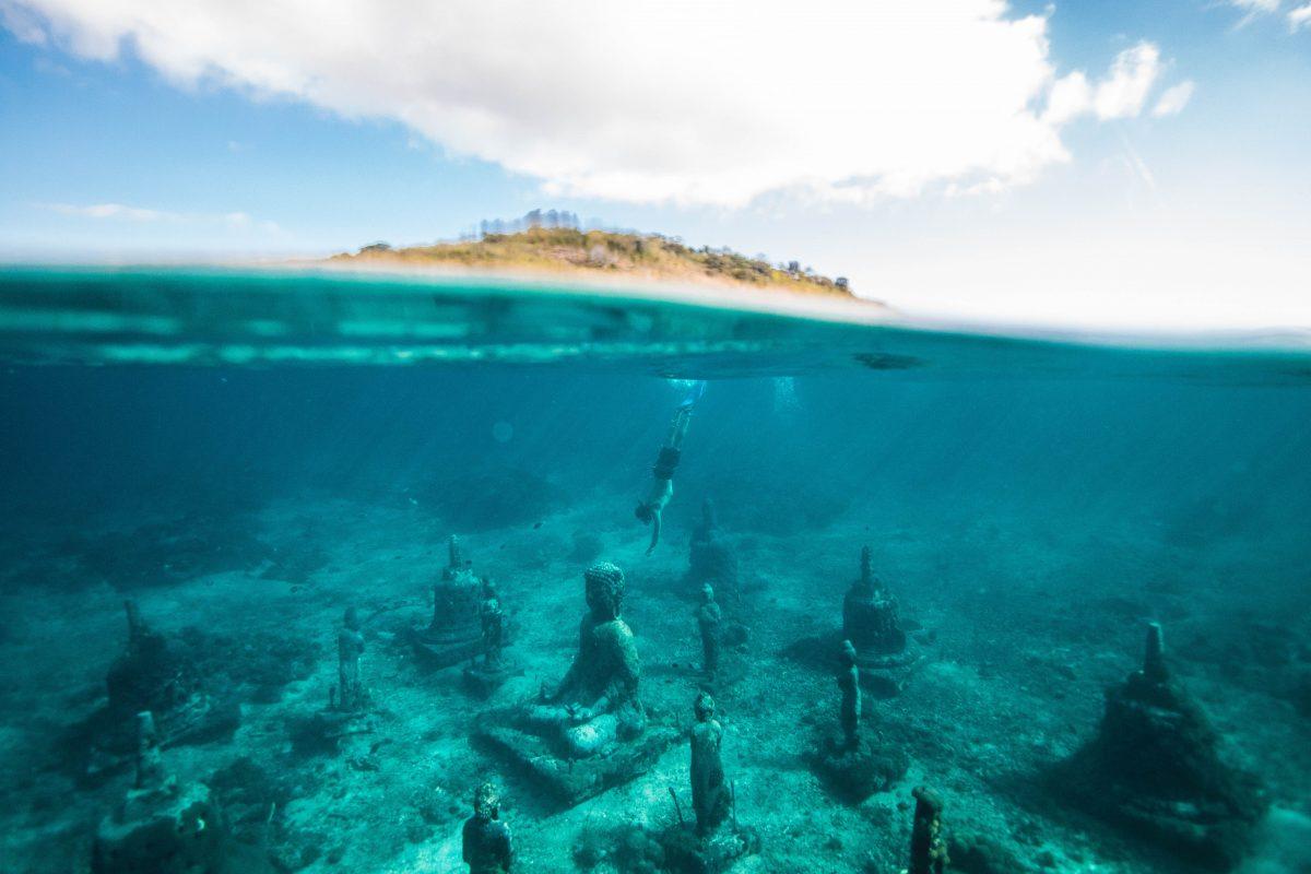best diving spot