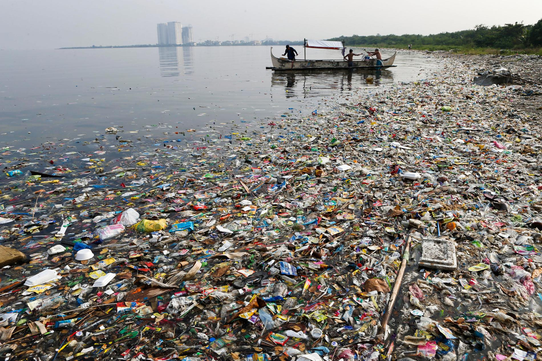 15 Shocking Facts About Ocean Pollution - Passport Ocean