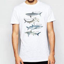 tshirt hammerhead shark