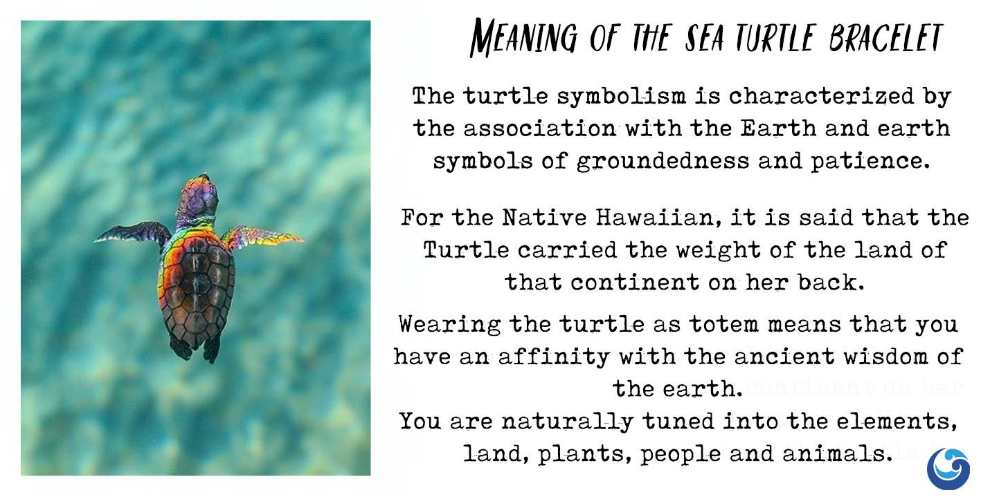 products bracelets of sea divinityla bracelet the conservancy turtle