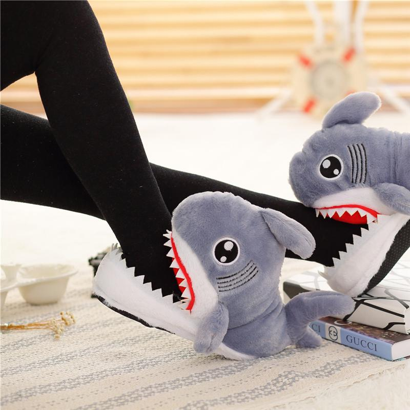 slippers shark