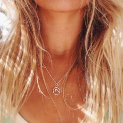 wave necklace