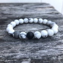 white orca bracelet