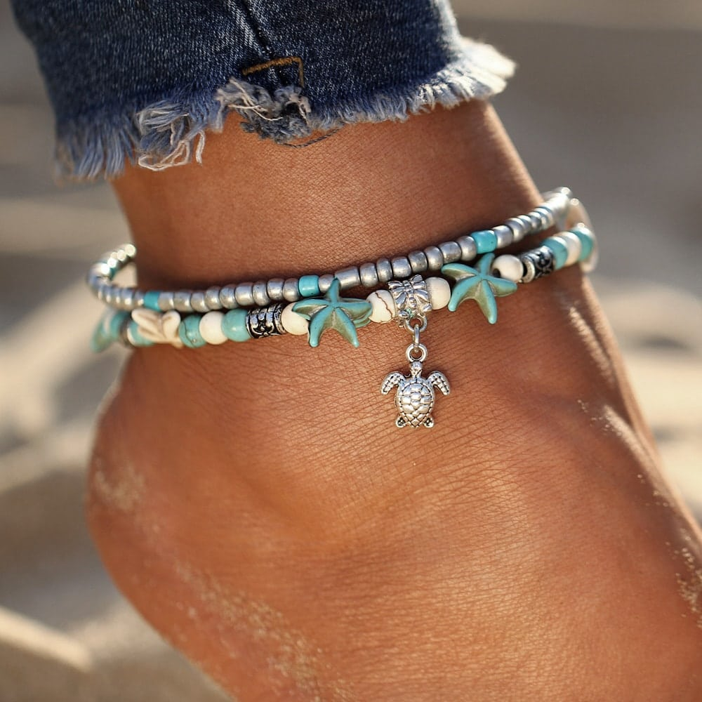 products kialoa hook collections anklet designs anklets ocean womens love fish