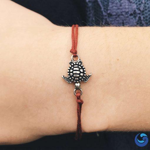friendship sea turtle bracelet