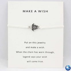 friendship turtle bracelet