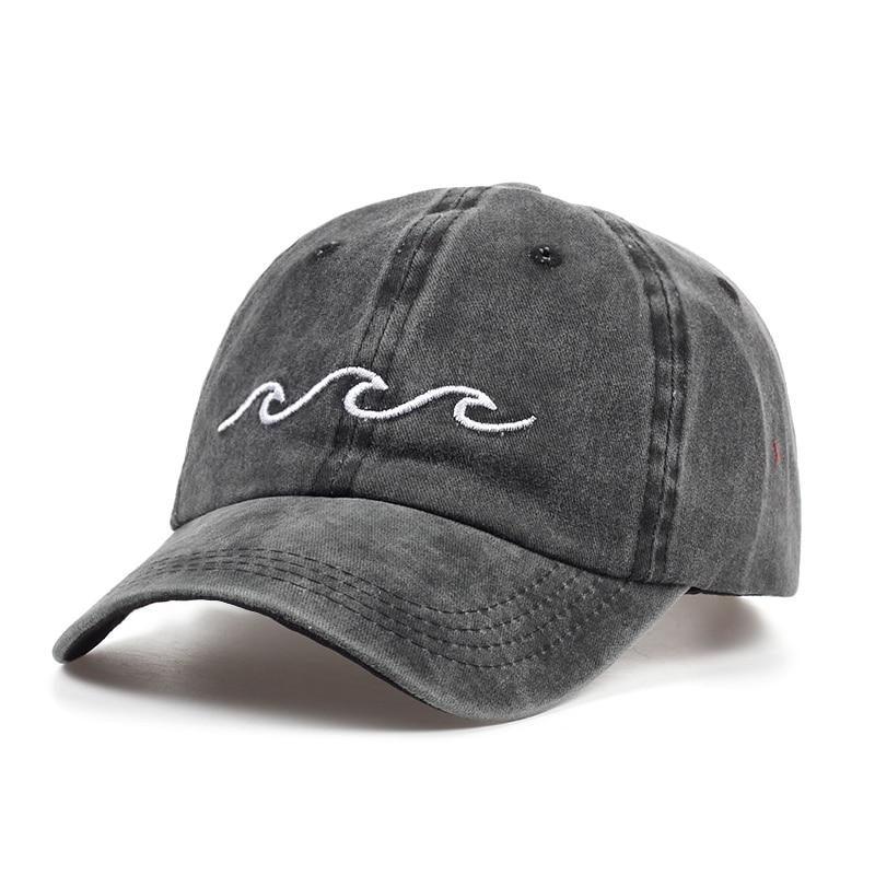 dad hat wave