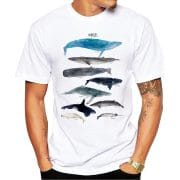 Know your whales Tshirt