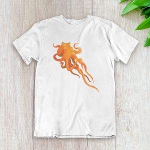 Geometric Octopus tshirt