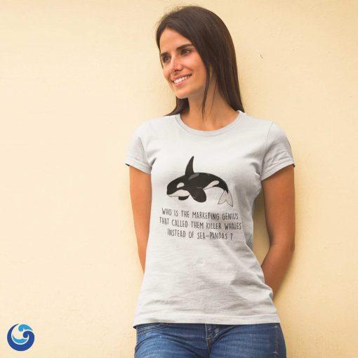 Sea Pandas Tshirt