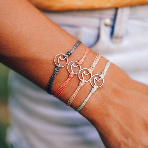 Wave Friendship Bracelet