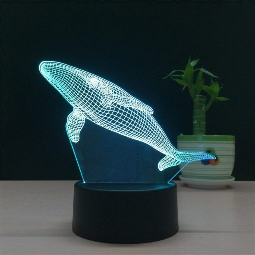 Whale Hologram