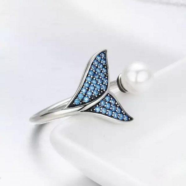 Mermaid Tail Ring