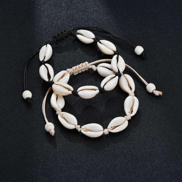 Cowrie Shell Bracelet