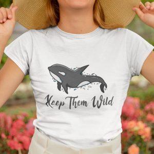 Orca tshirt