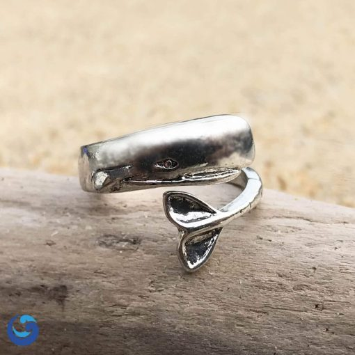 Sperm Whale Ring