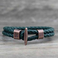 Vintage sailor bracelet