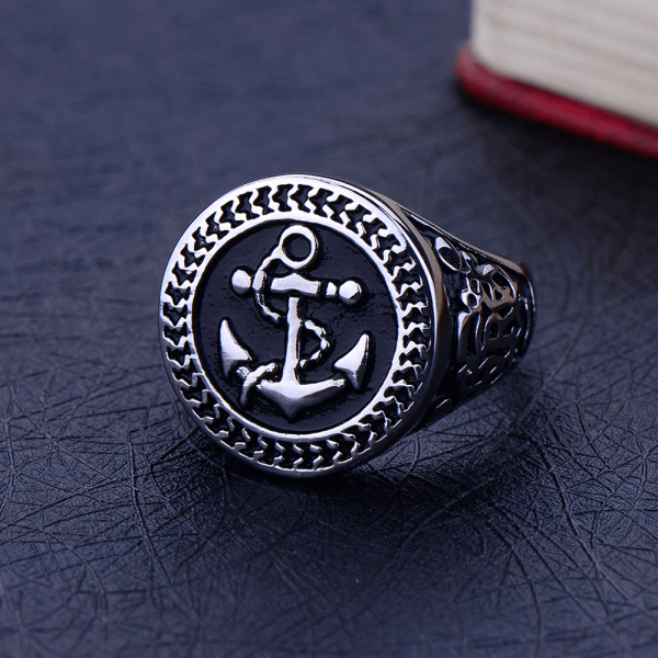 Men anchor ring