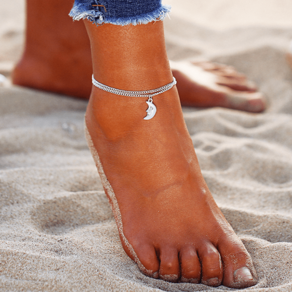 Moon Anklet