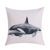 Orca cushion cover