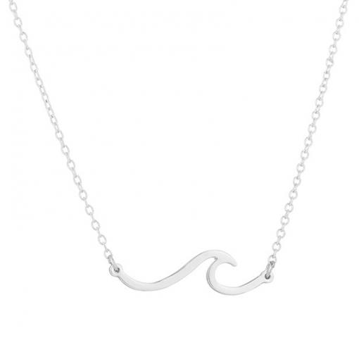 Ocean Wave Necklace