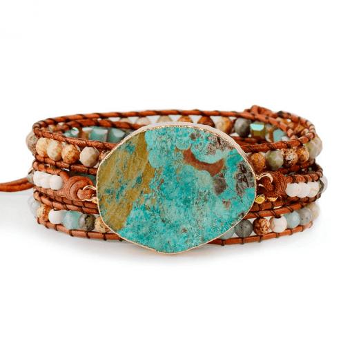 Healing Ocean Jasper Bracelet