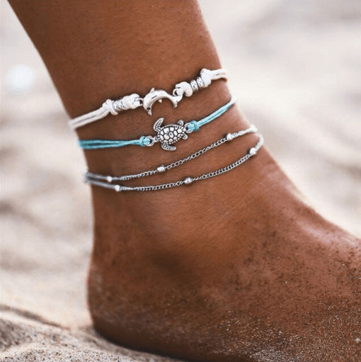 Ocean anklet