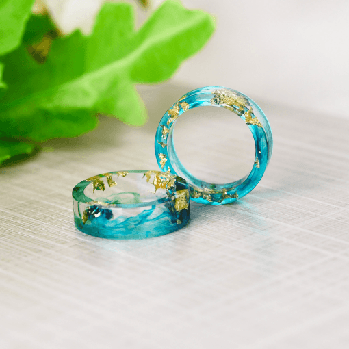 Save the Ocean ring