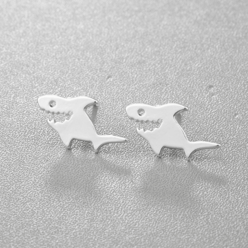 Shark Stud earrings