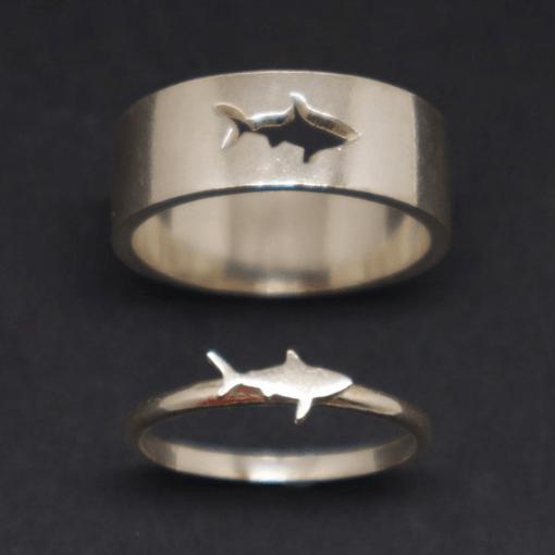 Great White Shark ring