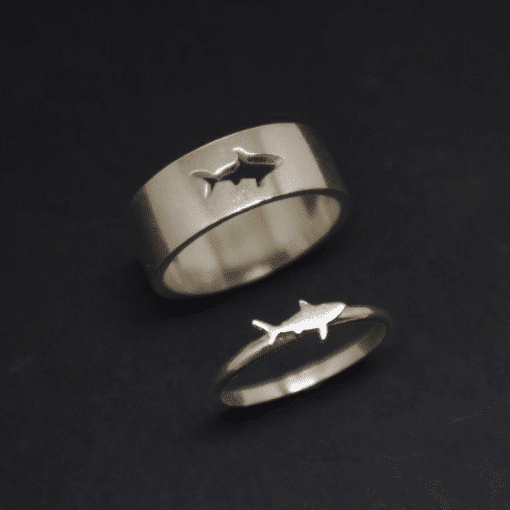 Great White Shark ring