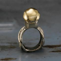 Men Octopus ring