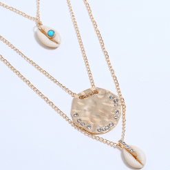 Gold Beach necklace