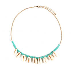 Turquoise Beach necklace