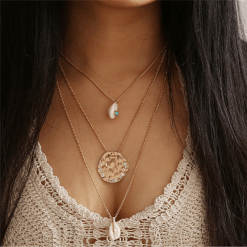 Boho Beach Necklace