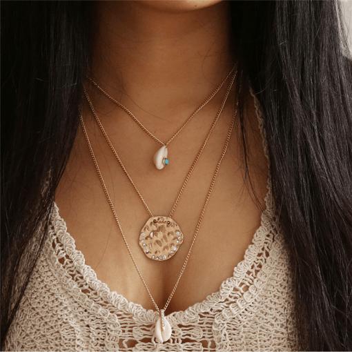 Boho Beach Necklace