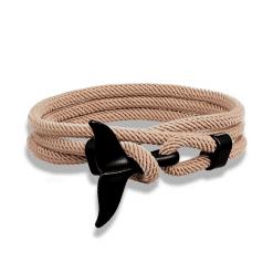 Premium Whale Tail Bracelet