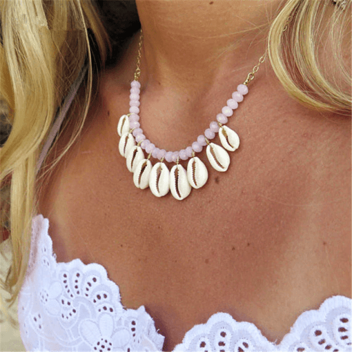 Cute Beach Necklace