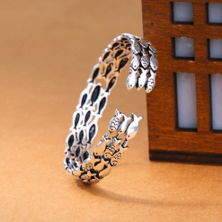 Fish Cuff Bracelet