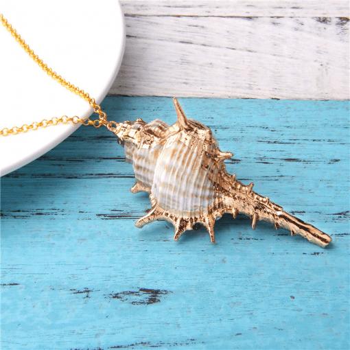 Murex Sea Shell Necklace