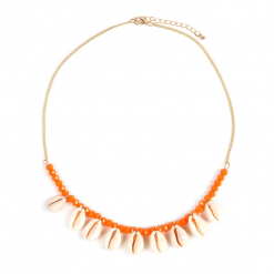 Orange Beach necklace